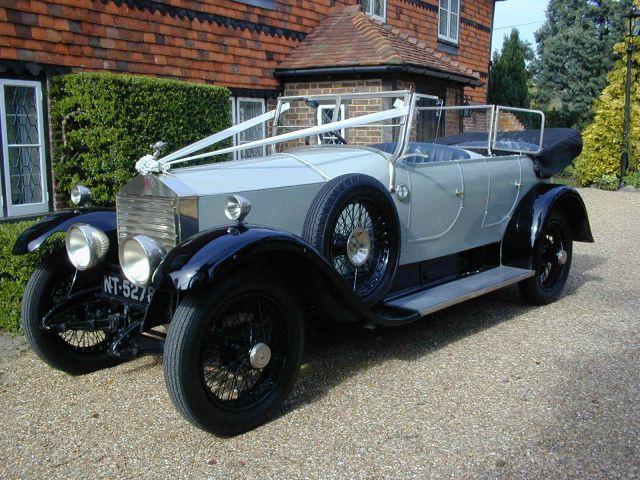 1923 Rolls Royce 20hp Tourer